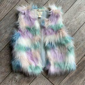 F21 | Faux Fur Vest